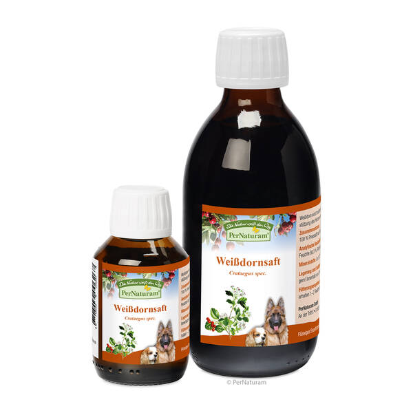 Weißdornsaft Dog - PerNaturam Shop
