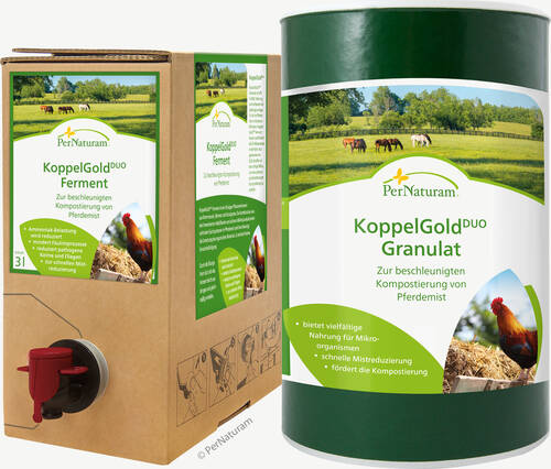 KoppelGold Duo-Set - PerNaturam Shop