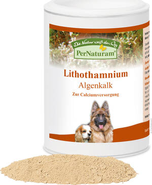 Lithothamnium Algenkalk 250 g - PerNaturam Shop