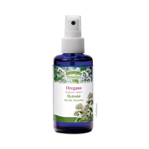 Oregano Hydrolat (100 ml) - PerNaturam Shop