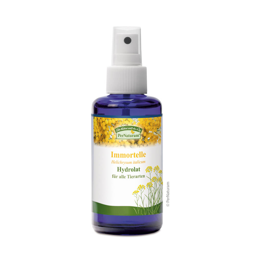Immortelle Hydrolat (100 ml) - PerNaturam Shop