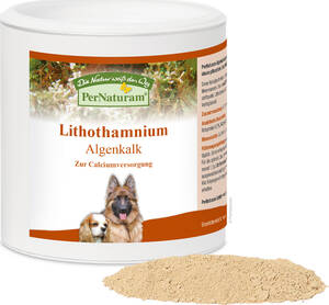 Lithothamnium Algenkalk 500 g - PerNaturam Shop