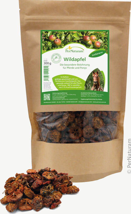 Wildapfel (300 g) - PerNaturam Shop