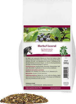 HerbaVisceral 500 g - PerNaturam Shop