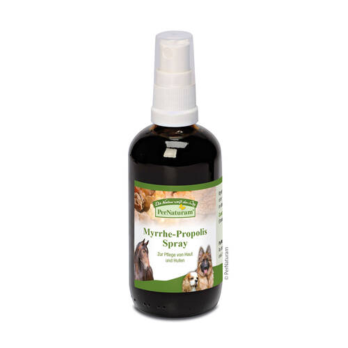 Myrrhe-Propolis-Spray (100 ml) - PerNaturam Shop