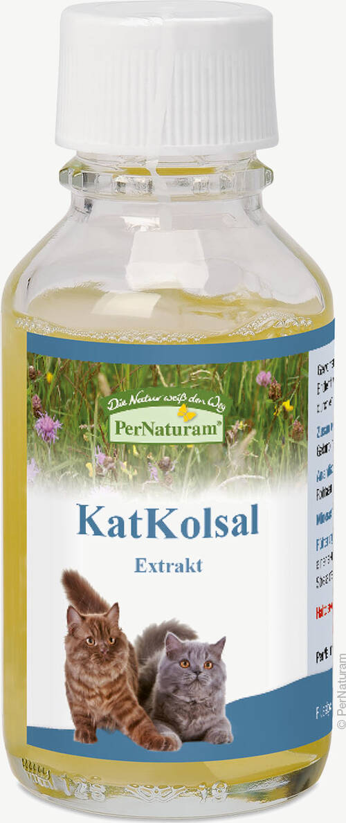KatKolsal-Extrakt (125 ml) - PerNaturam Shop