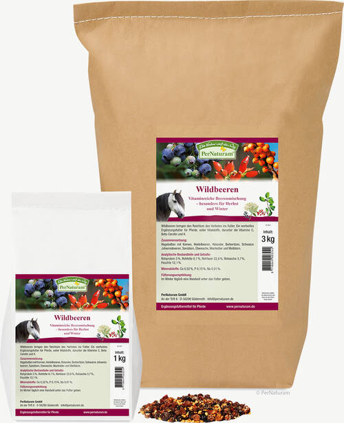 Wildbeeren - PerNaturam Shop