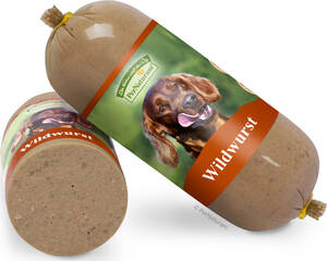 Wildwurst 220 g - PerNaturam Shop