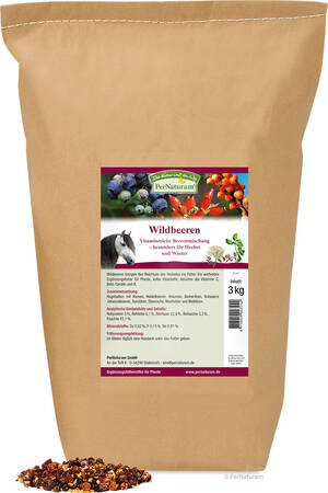 Wildbeeren 3 kg - PerNaturam Shop
