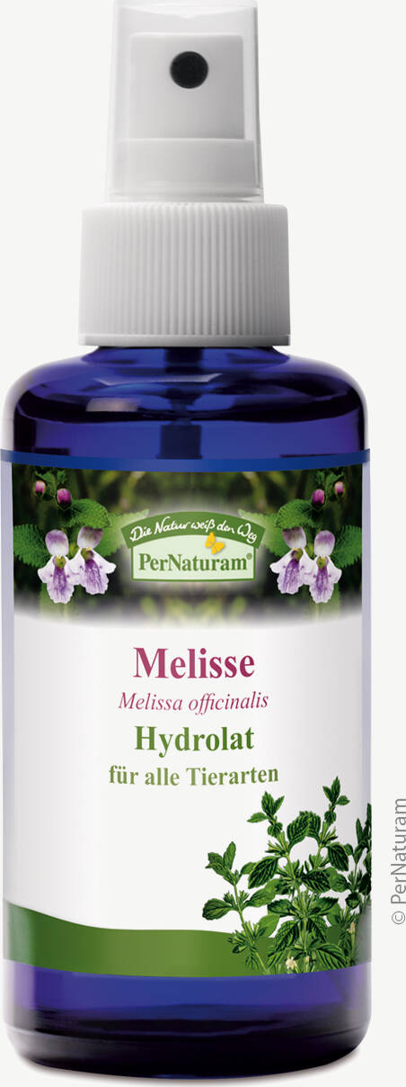 Melisse Hydrolat (100 ml)  - PerNaturam Shop