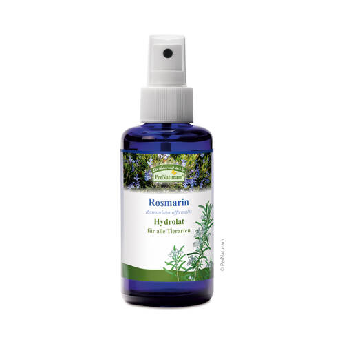 Rosmarin Hydrolat (100 ml) - PerNaturam Shop