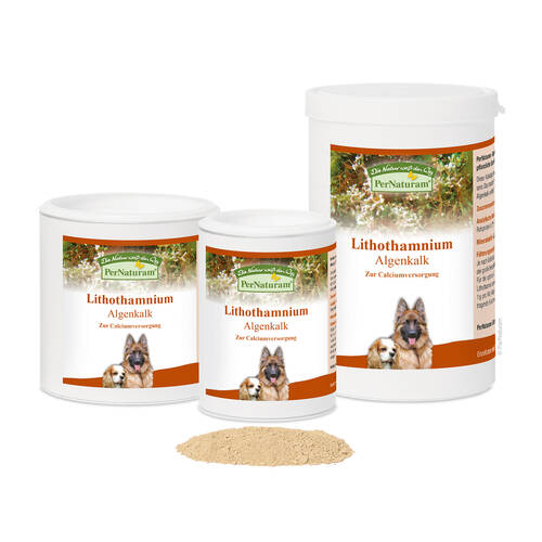 Lithothamnium Algenkalk - PerNaturam Shop