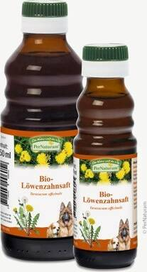 Bio-Löwenzahnsaft Dog - PerNaturam Shop