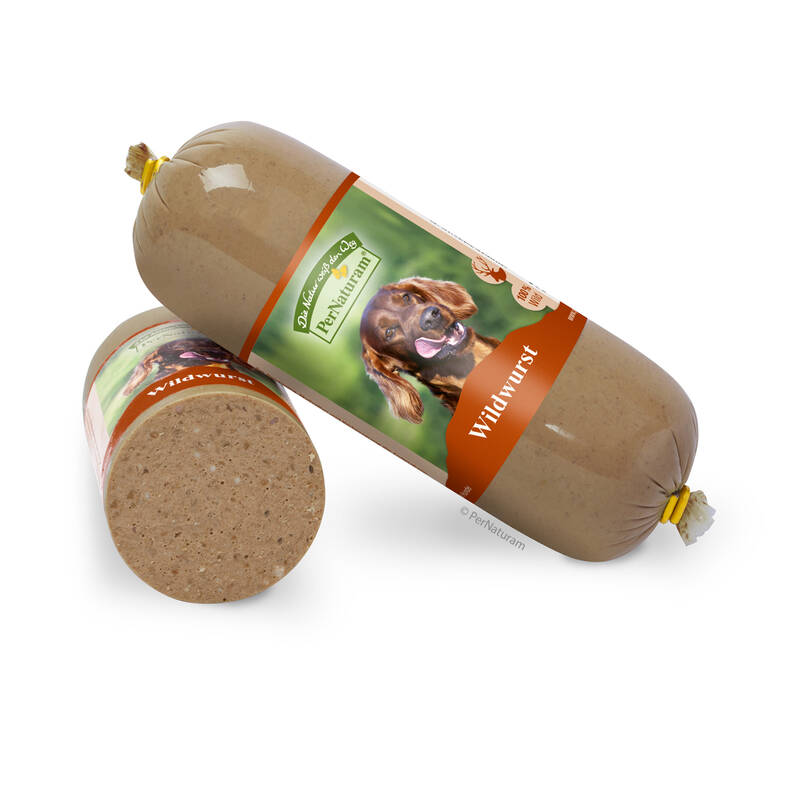 Wildwurst - PerNaturam Shop